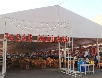 Deretan Spot Foto Unik di Jakarta Fair 2019