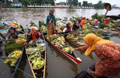 """Kota-kota di Indonesia dengan Julukan """"Seribu"""""""