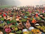 Gambar sampul Mengunjungi Beragam Pasar Tradisional Unik di Indonesia