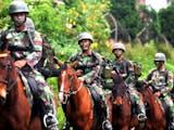 Gambar sampul Pasukan Militer Berkaki Empat dari Indonesia, Satu-satunya di Asia Tenggara