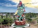 Gambar sampul Di Pulau Jawa Ada Patung Dewa Perang Terbesar Se-Asia Tenggara, Dimana?