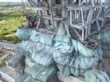 Gambar sampul  Patung Raksasa yang lebih Tinggi dari Patung Liberty New York, Sedang Diselesaikan di Bali
