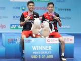 Gambar sampul Menang!! Pasangan Fajar – Rian Juarai Korean Open 2019