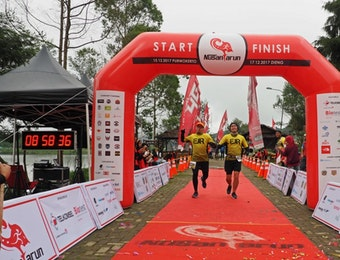 NusantaRun Chapter 5:  Berlari Sejauh 127,9 Kilometer Demi Memajukan Pendidikan Indonesia!