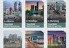 12 Kota dengan Ekonomi Terbesar. Jakarta kuasai skala Nasional, Makassar Menjadi Pusat Ekonomi Terbesar di Wilayah Timur