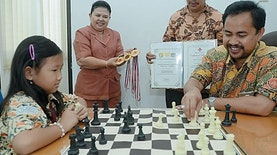 Pecatur Cilik Asal Surabaya Sabet Juara di Negeri Jiran