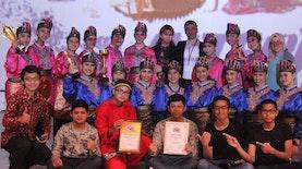 Pelajar SMA Bawa Indonesia Raih Juara Festival di Rusia