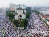 Gambar sampul Ada Toleransi dalam Perayaan Idul Fitri