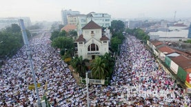 Ada Toleransi dalam Perayaan Idul Fitri