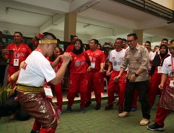 Persiapan Indonesia Jelang Special Olympics World Games 2019