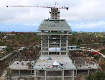 Pendatang Baru Ikon Bangunan Besar Dunia Ada di Bali