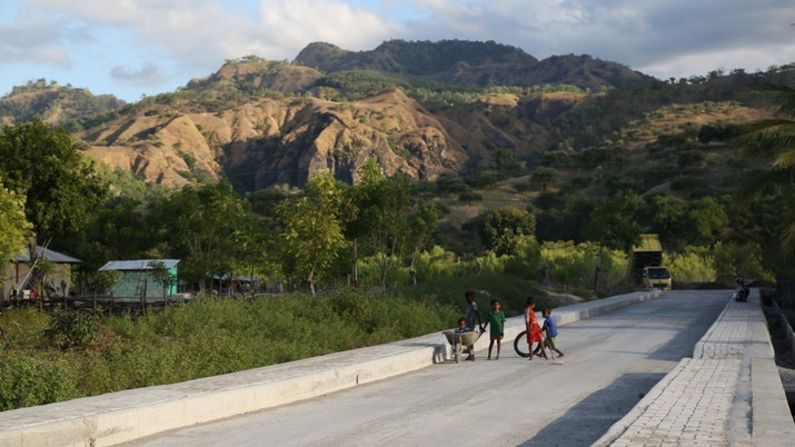 Infrastruktur Di Pinggiran Indonesia Wujud Konkret Kehadiran Negara