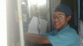 Pemuda Madiun Garap Kereta Shinkansen E7