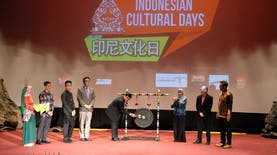 Kementerian Pariwisata RI Hadiri Indonesian Cultural Days di NCU Taiwan