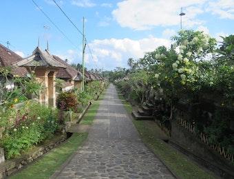 Menengok Konservasi Budaya Masyarakat Bali di Desa Penglipuran