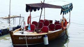 Perahu Bambu Buatan ITS, Pertama di Dunia