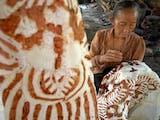 Gambar sampul Eksotisme di Balik Tradisi Mistis Batik Madura