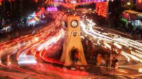 Meriahnya Kota Surakarta yang Dipenuhi Ribuan Lampion