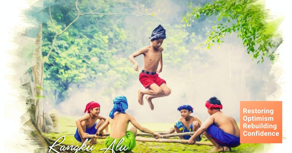 Rangku Alu Permainan Dan Tarian Tradisional