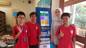 Teknologi Edukasi di Sekolah Indonesia Singapura Semakin Canggih Dengan Ini