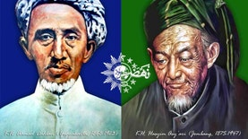 Persahabatan Pendiri NU dan Muhammadiyah