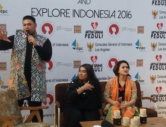 Pertama Kalinya, Karya 5 Desainer Indonesia Melenggang di Los Angeles Fashion Week