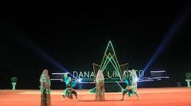 Meriahnya Pembukaan Festival Pesona Danau Limboto 2018