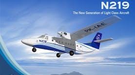 "Pesawat Prototype Anak Bangsa Yang Bernama N219 ""Nurtanio"""