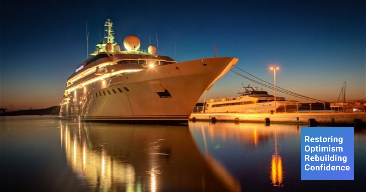 Kapal Pesiar Bakal Mudah Bersandar Di Indonesia Good News
