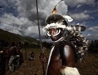 1000 Penari Akan Membawakan Tarian Perang di Festival Lembah Baliem