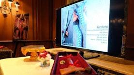 Pesona Budaya Indonesia Hiasi Resepsi Diplomatik HUT RI ke-70 di Bangkok