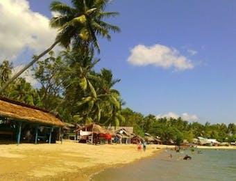 Pesona Pantai Botutonuo, Gorontalo
