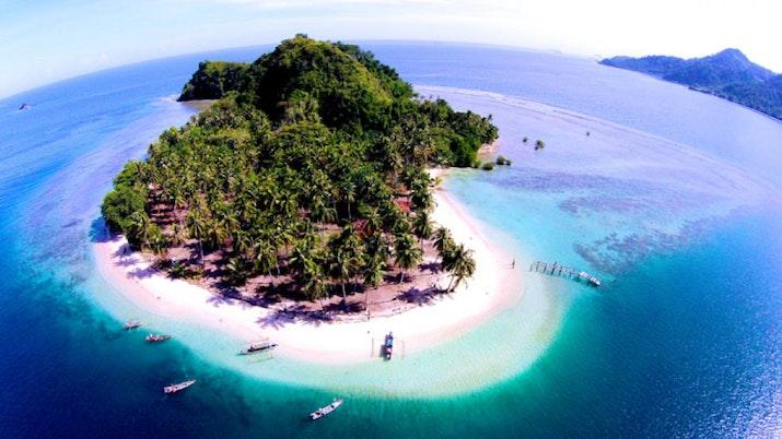 Pesona Pulau Pasumpahan