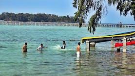Pulau Putri Pesona Keindahan Wisata Darat Dan Alam Bawah Lautnya