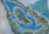 Indonesia Punya Danau di Atas Danau