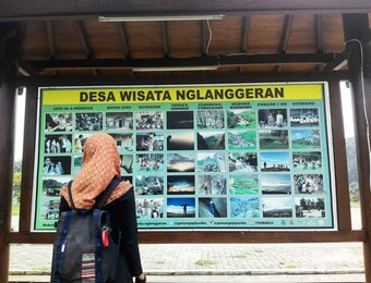 Desa Wisata Terbaik se ASEAN Ada di Gunungkidul, Yogyakarta