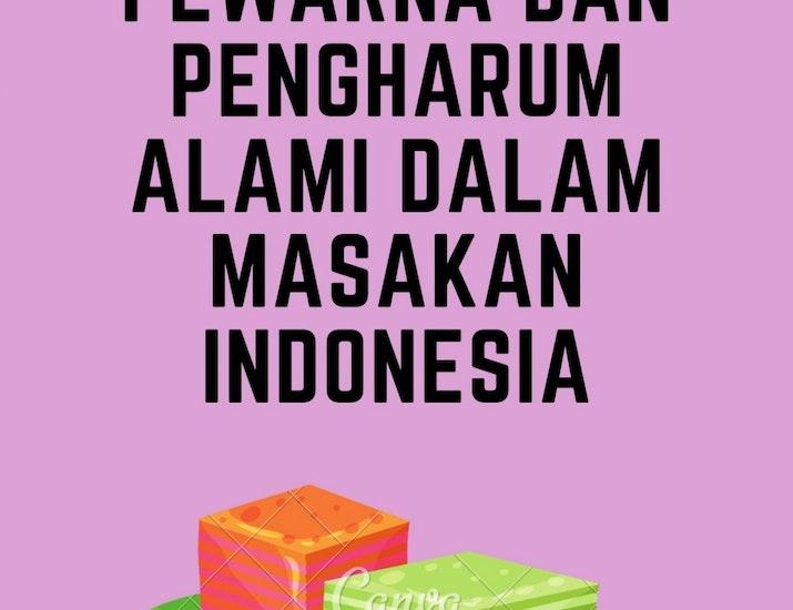 Perempuan Penulis dan Upaya untuk Mempopulerkan Keunikan Kuliner Indonesia