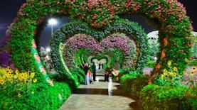 The Blooms Garden, Objek Wisata Baru di Bali yang Wajib Kamu Kunjungi