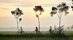 Ekonomi Dunia dalam Satu Gambar. Di Mana Posisi Indonesia?