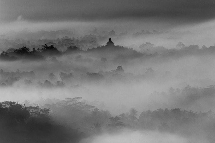 Jejak Astronomis, Stupa Tertinggi Borobudur Dipasang Kembali