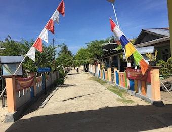Kolorai, Pulau Warna Warni Di Ujung Timur Indonesia