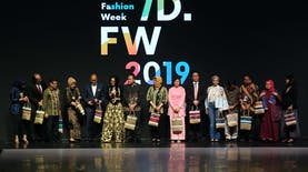 Kalimantan, Ikon Indonesia Fashion Week 2019