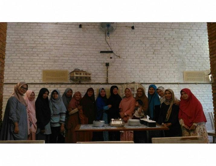 Membantu Para Ibu Lebih Berdaya dengan Komunitas