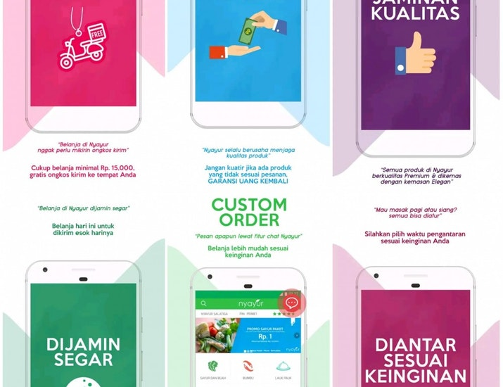 Nyayur.id, Start-up Digital Pertama di Pertanian Pintar Indonesia