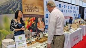 8 Perusahaan Indonesia Raup Belasan Milyar di Pameran Makanan Amerika Serikat