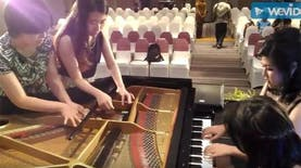 Lifia Teguh : Cinta Indonesia Dalam Balutan Musik Piano