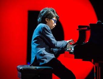 Pianis Jazz Cilik Asal Indonesia, Meluncurkan Album Di New York