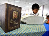 Penulis Indonesia Ternyata Buat Buku Tertebal Sejagat, Kalahkan Punya Agatha Christie