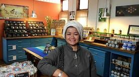 """Oleh Wanita Ini, Rempah Kuno Lokal Jadi """"Seksi"""" di Mata Dunia"""
