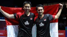 Indonesia Kuasai Pemain Bulutangkis Ganda Putra Terbaik Sepanjang Masa (2)